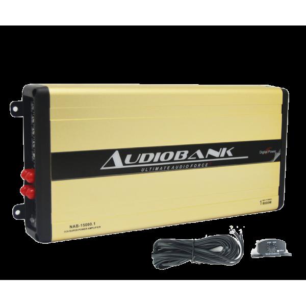 Audiobank NAB-15000.1 Digital Nano Series Monobloc...