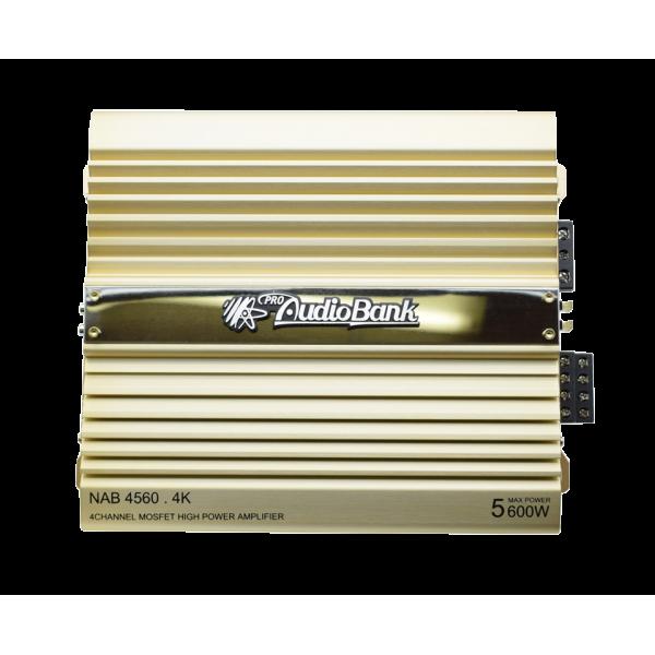 Audiobank NAB 4560.4K 56002 Amplifier