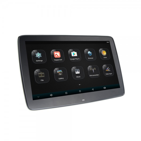Headrest Screen 11 Inch Android 6.0 HD Digital Screen IPS 1920x1080