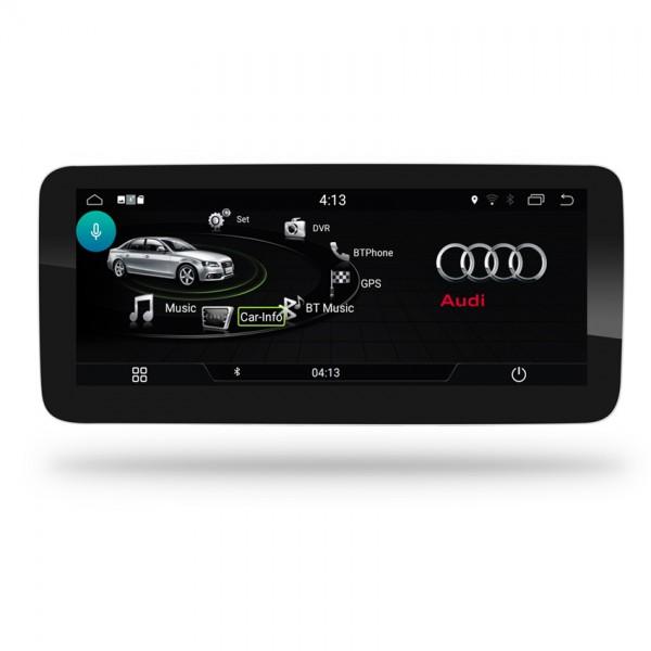 Audi A4L 2009 - 2016 10.25 Inch Android Satnav Radio Car Audio Sound System