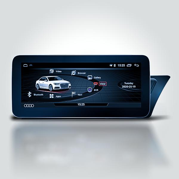 Audi A4L 2009 - 2016 10.25 Inch Android Satnav Rad...