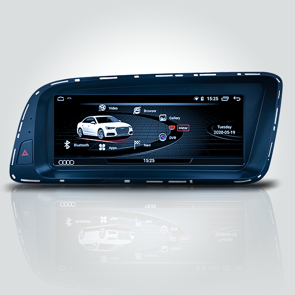 Audi Q5 2009 - 2017 8.8 Inch Android Navigation Ca...