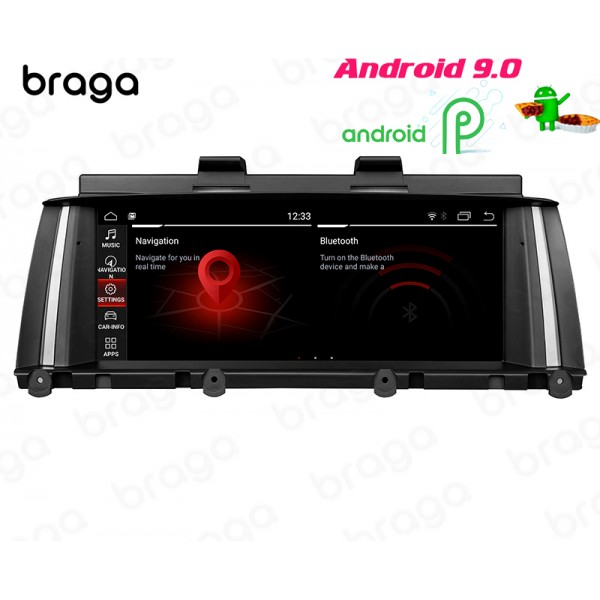 BMW X3 F25/X4 F26 2014-2017 ANDROID CAR DVD NAVIGA...
