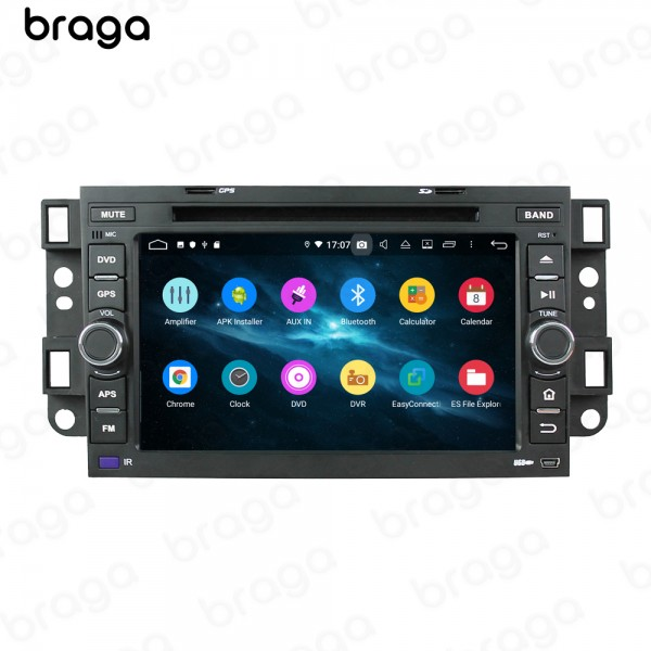 CHEVROLET CAPTIVA 2006-2012 7 INCH ANDROID SATNAV RADIO CAR AUDIO SOUND SYSTEM