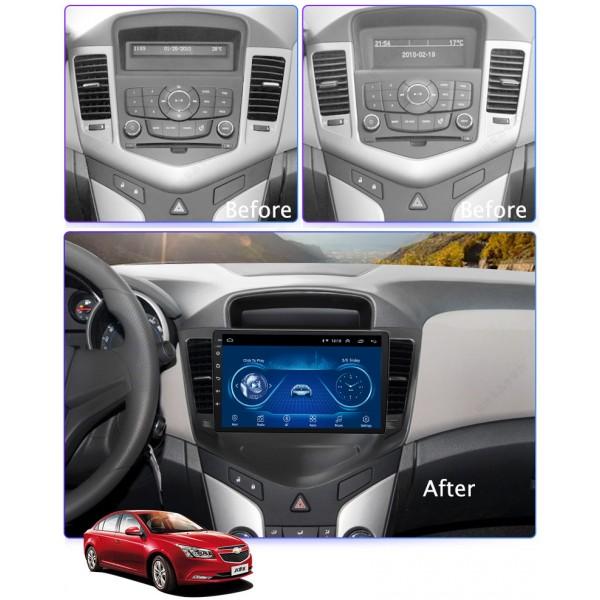 Chevrolet Cruze 2008 - 2015 Android Satnav Radio C...