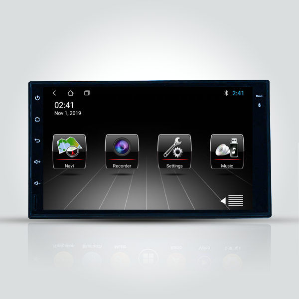 Nissan Universal 7 Inch Android Satnav Radio Car Audio Sound System