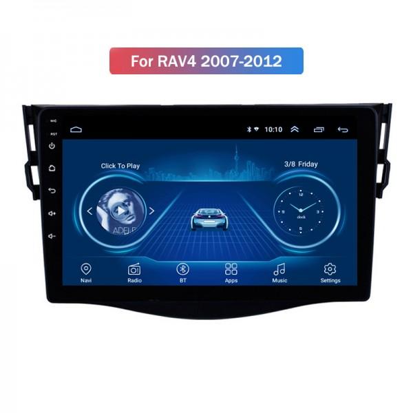 Toyota Rav4 2007 - 2012 9 Inch Android Satnav Radi...