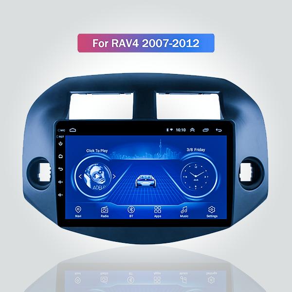 Toyota RAV-4 2007 - 2012 10 Inch Android Satnav Ra...