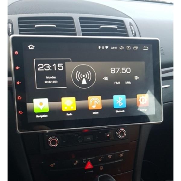 2 Din 10.1 inch Universal Android 10.0 Satnav Radi...